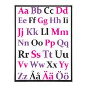 Tavla Alfabet
